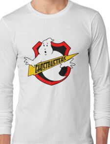Ghost Busters Redux Long Sleeve T-Shirt