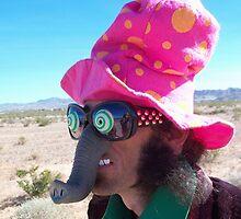 Elephant Man Clown by jollykangaroo