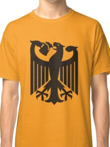 Germany coat of arms eagle beer  Classic T-Shirt
