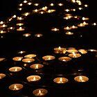 Sacre Coeur Candles by Natalie Richardson