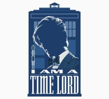 doctor who - i am a time lord by plumpflower