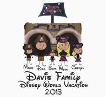 Custom Pirates Disney World family vacation ~YOU MUST BUBBLEMAIL ME FOR YOUR CUSTOM LISTING~  by sweetsisters