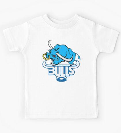 SOUTH AFRICA SEXY SUPER RUGBY BLUE BULLS SUPORTER T SHIRT BRAAI BILTONG Kids Tee