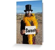 Sweet  Greeting Card