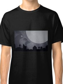 Monster Bunnies are coming! by Aglaia Mortcheva Classic T-Shirt