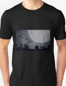 Monster Bunnies are coming! by Aglaia Mortcheva Unisex T-Shirt