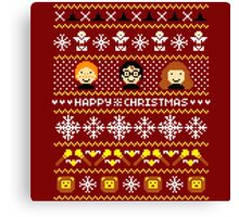Harry Potter - Happy Christmas Canvas Print