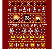 Harry Potter - Happy Christmas Photographic Print