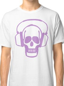 Skull rocker Classic T-Shirt