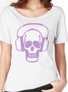 Skull rocker Women's Relaxed Fit T-Shirt