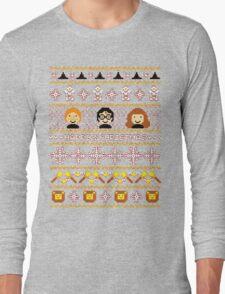 Harry Potter - Happy Christmas Long Sleeve T-Shirt