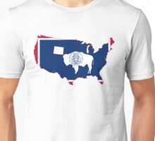 Wyoming Unisex T-Shirt