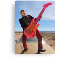 Rock & Roll Man Canvas Print