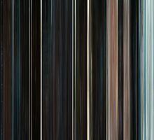 Moviebarcode: Serenity (2005) by moviebarcode