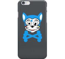 KillJoy Cross Grey iPhone Case/Skin