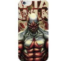 Captain Canuck iPhone Case/Skin
