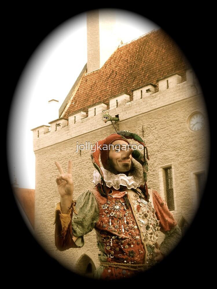 A Jester in Estonia by jollykangaroo