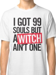 99 Souls tee Classic T-Shirt