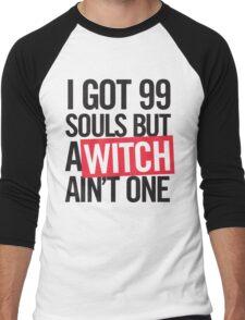 99 Souls tee Men's Baseball ¾ T-Shirt