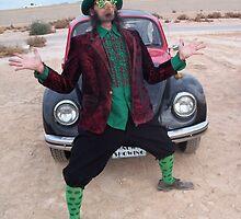 Jazzy Leprechaun by jollykangaroo
