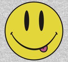 90s Raver Smiley by kimonopickle