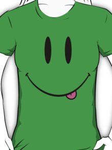 Retro 90s Smiley Raver T-Shirt