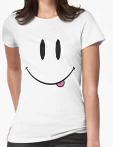 Retro 90s Smiley Raver T-Shirt