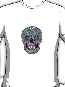 Día de los Muertos (Day Of The Dead) Skull T-Shirt