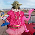 Yoda in Vegas by jollykangaroo