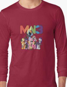 MW3 Ponies Long Sleeve T-Shirt