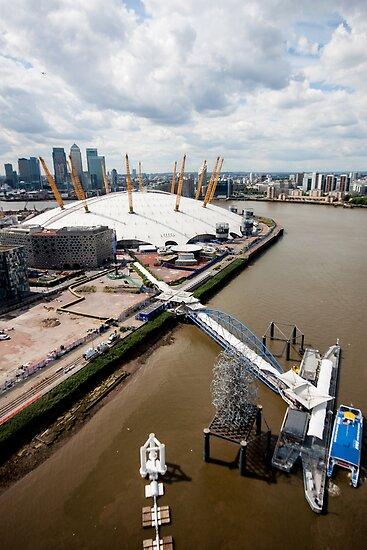 The O2 Greenwich by Dawn OConnor