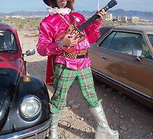 Funketeer Guitar Hero by jollykangaroo