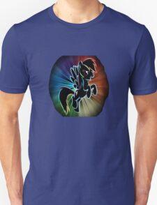 Neon Rainbow Dash T-Shirt
