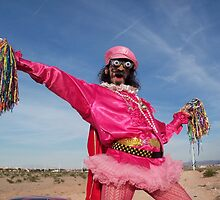 Zappa Ballerina by jollykangaroo
