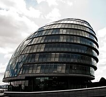 The Mayors Office  London by Dawn OConnor
