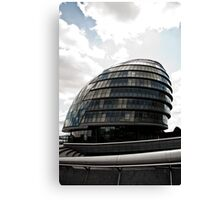 The Mayors Office  London Canvas Print