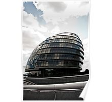 The Mayors Office  London Poster