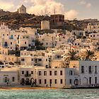 Mykonos Village by Tom Gomez