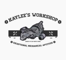 Kaylee's Workshop Kids Tee