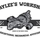 Kaylee&#x27;s Workshop by tombst0ne