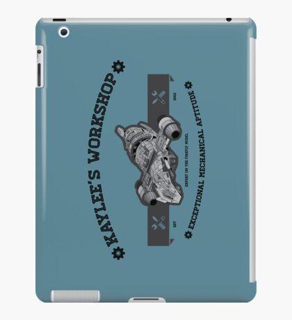 Kaylee's Workshop iPad Case/Skin