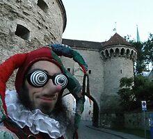 Court Jester Fool by jollykangaroo