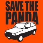 Save the Panda by LaundryFactory