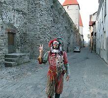 Medieval Fool by jollykangaroo