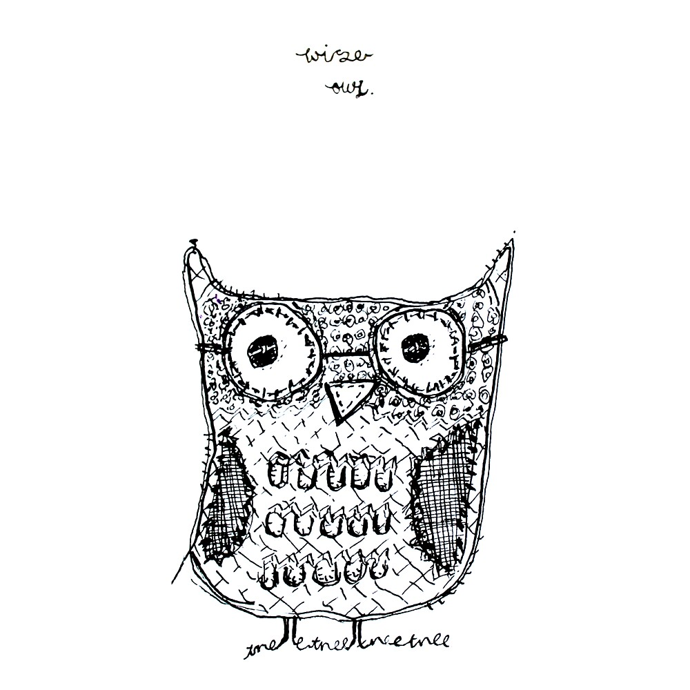Wise Owl by Joseph Venning