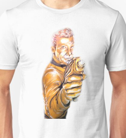 Captain's Gold Unisex T-Shirt