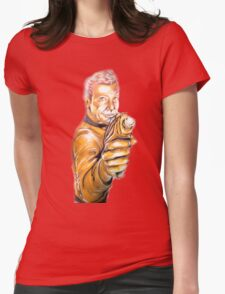 Captain's Gold Womens Fitted T-Shirt