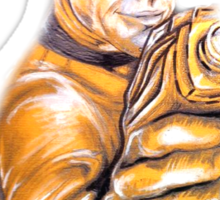 Captain's Gold Sticker