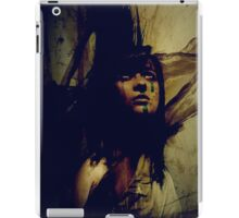 Up and Over iPad Case/Skin