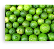 Time for Lime-aid! Canvas Print